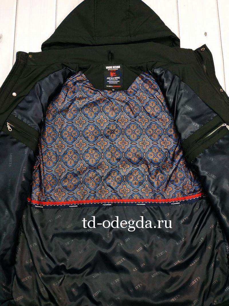 Куртка 1902 черный