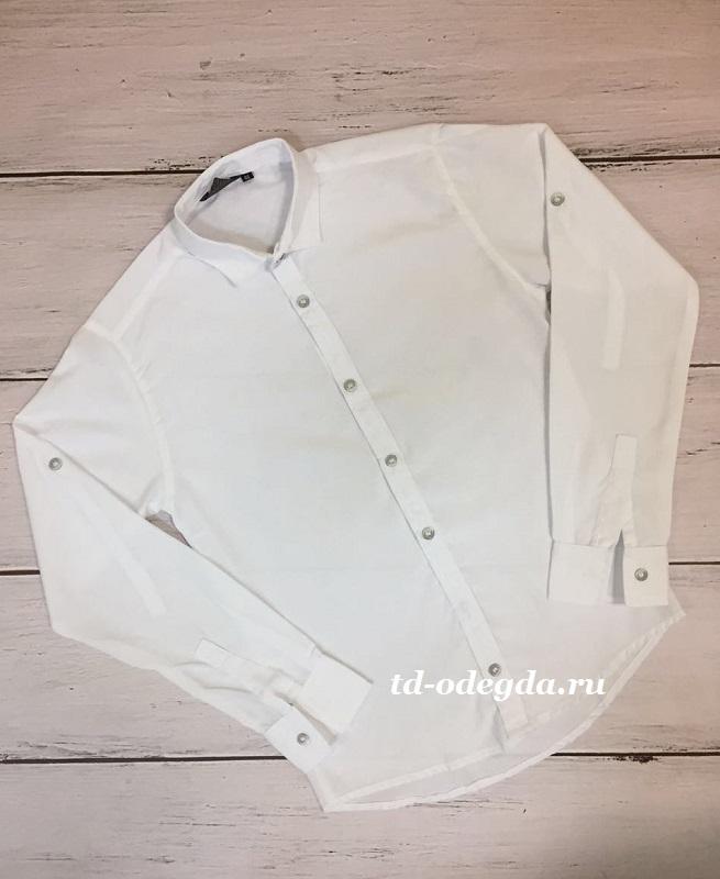 Рубашка 731 белый