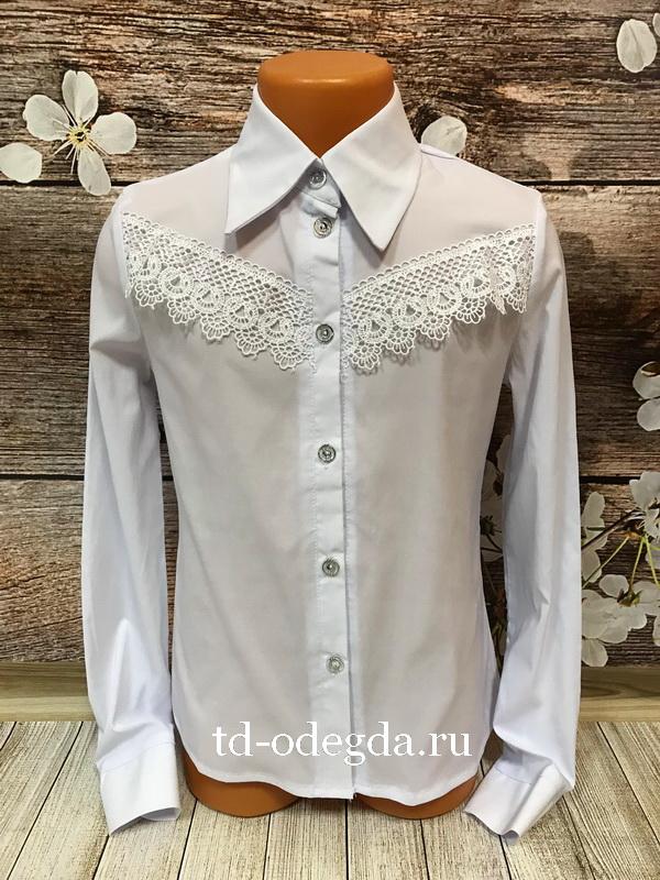 Блузка 163
