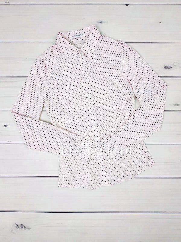 Рубашка 93189 розовый