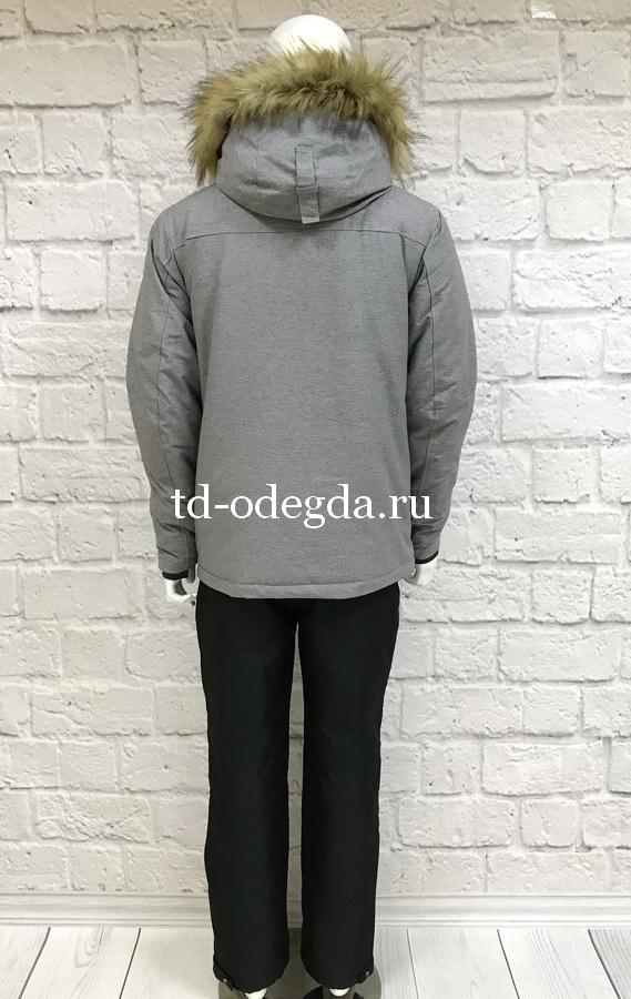 Костюм МА1852 серый