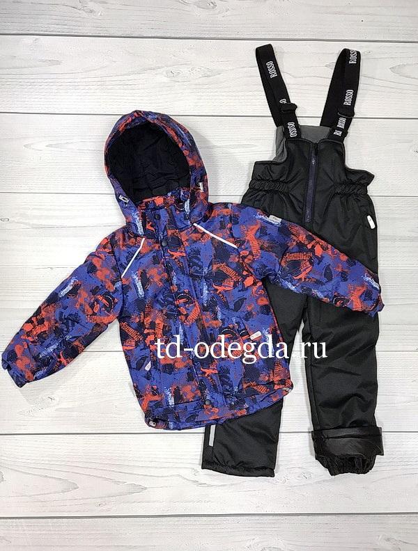 Костюм С-04 красный