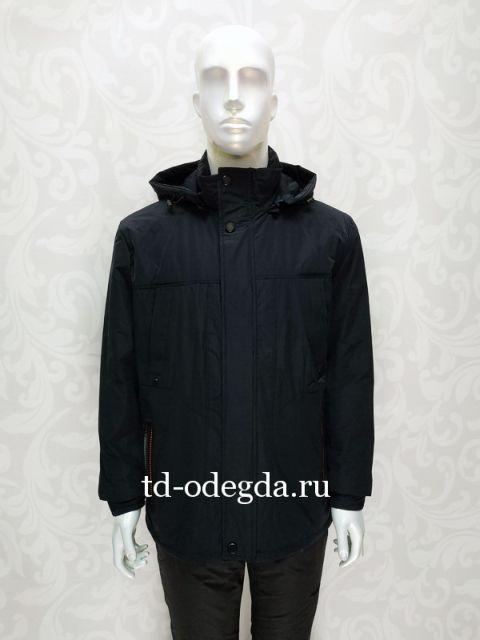Куртка В-134 темно-синий