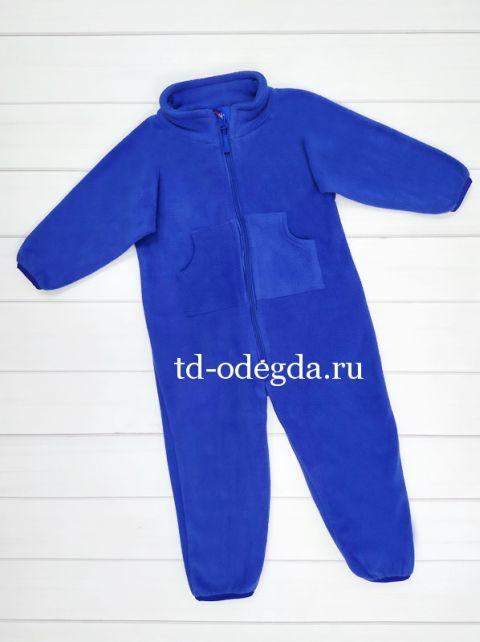 Комбинезон Б46843 синий
