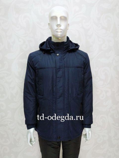 Куртка В-134 синий