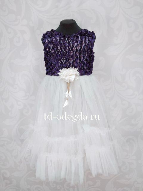 Платье 481-4007