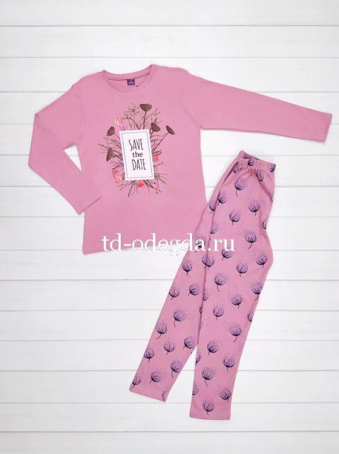 Пижама 6607-3014