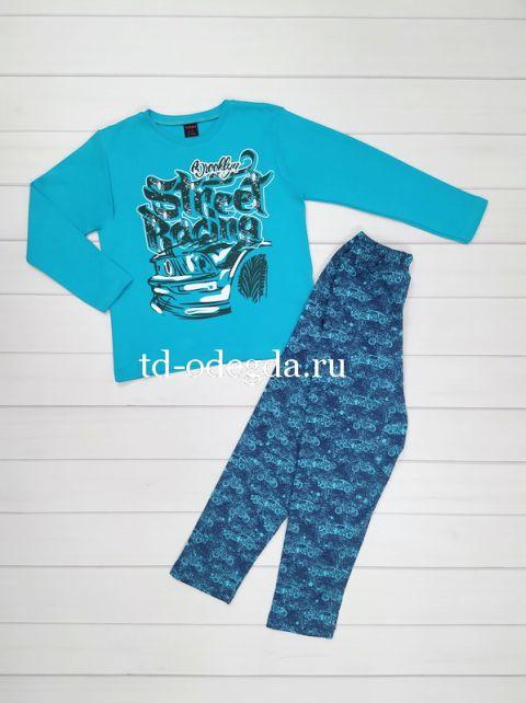 Пижама 6393-5021