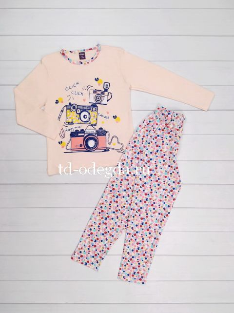 Пижама 2951-1015