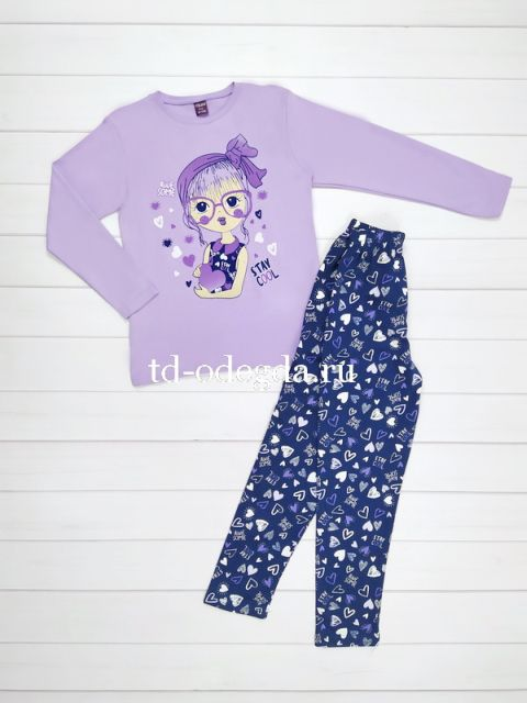 Пижама 6249-4001